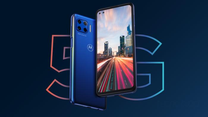 Motorola Moto G 5G Plus (Imagem: Reprodução/Motorola)