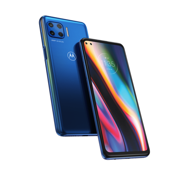 Motorola Moto G 5G Plus (Imagem: Divulgação/Motorola)
