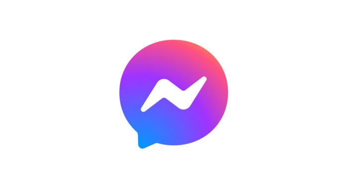 Novo logotipo do Facebook Messenger. (Imagem: Divulgação/Facebook)