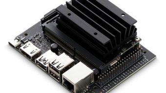 Jetson Nano 2 GB é uma placa da Nvidia para robótica e IA