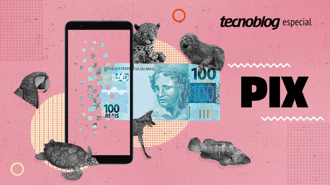 Pix: é o fim do dinheiro em espécie? (Imagem: Henrique Pochmann)