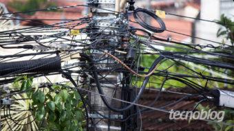 Operadoras denunciam roubo de 2,3 milhões de metros de cabos no Brasil