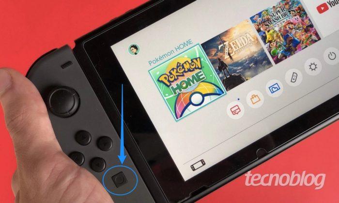 Como capturar e editar prints e gameplays do Nintendo Switch / Reprodução / Felipe Vinha
