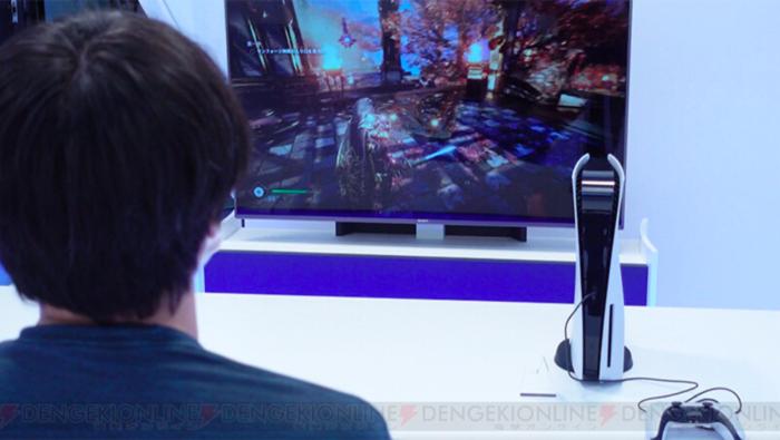 PS5: vídeos de hands-on detalham hardware, DualSense e jogos / Reprodução / Dengeki Online