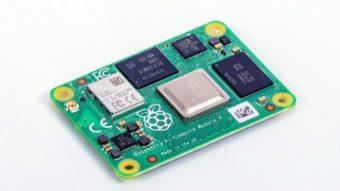 Raspberry Pi lança Compute Module 4, versão compacta do Pi 4