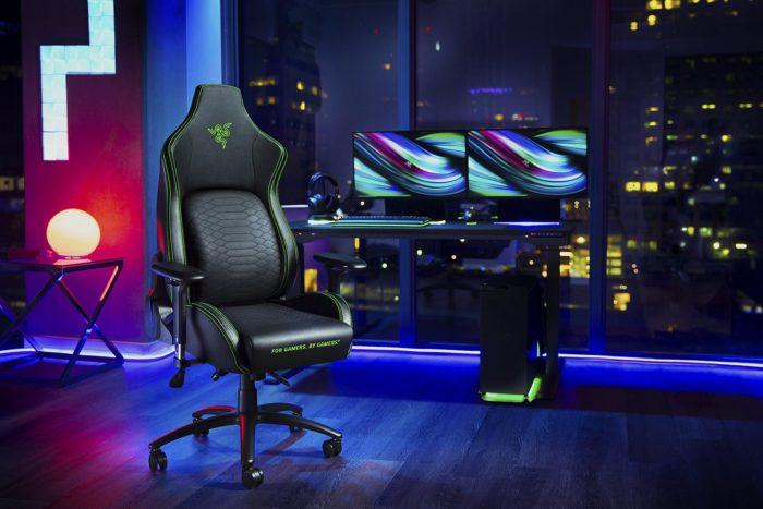 Cadeira gamer Razer Iskur (Imagem: divulgação)
