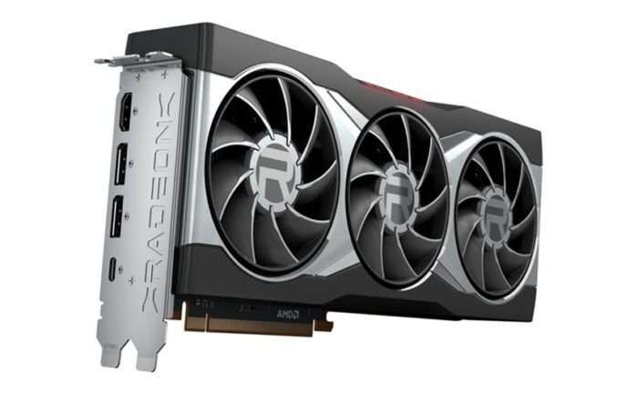 Radeon RX 6800 XT (imagem: AMD)