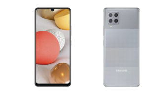 Samsung lança Galaxy A42 5G com câmera quádrupla de 48 MP