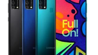 Samsung lança Galaxy F41 com câmera tripla de 64 MP e 6.000 mAh