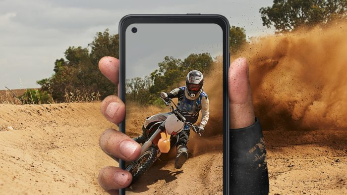 Samsung Galaxy XCover Pro (Imagem: Divulgação/Samsung)