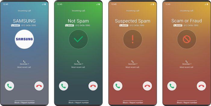 Smart Call (capturas: Samsung)