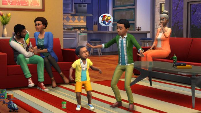 The Sims 4 fica grátis no Steam e expansões têm desconto (Imagem: EA)