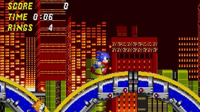 Sonic 2 (Imagem: Sega)