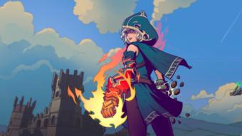 Spellbreak, novo battle royale da Epic, tem grande atualização