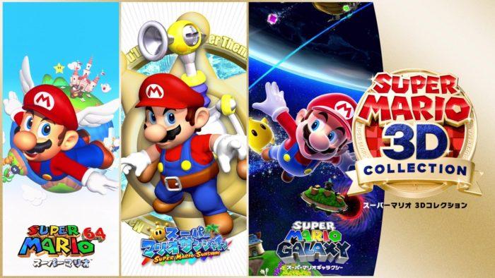 Atualização de câmeras chega em novembro para Super Mario 3D All-Stars (Imagem: Nintendo)