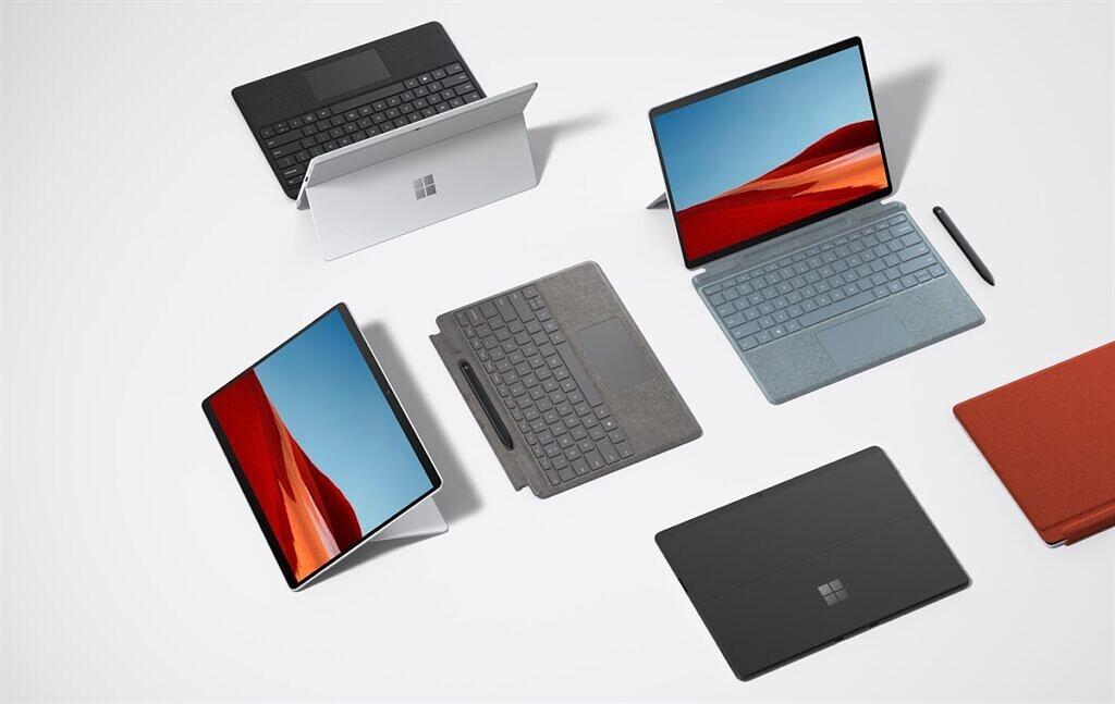 Microsoft Surface Pro X (Imagem: Divulgação/Microsoft)