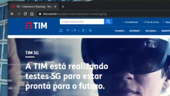 TIM lança 5G DSS para internet fixa em piloto com 300 clientes