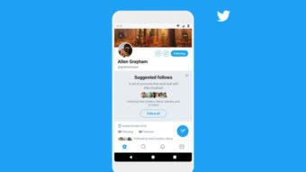 Twitter testa recurso para seguir grupos de pessoas de uma vez