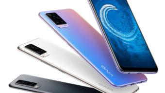 Vivo V20 é 1º celular não-Pixel lançado com Android 11