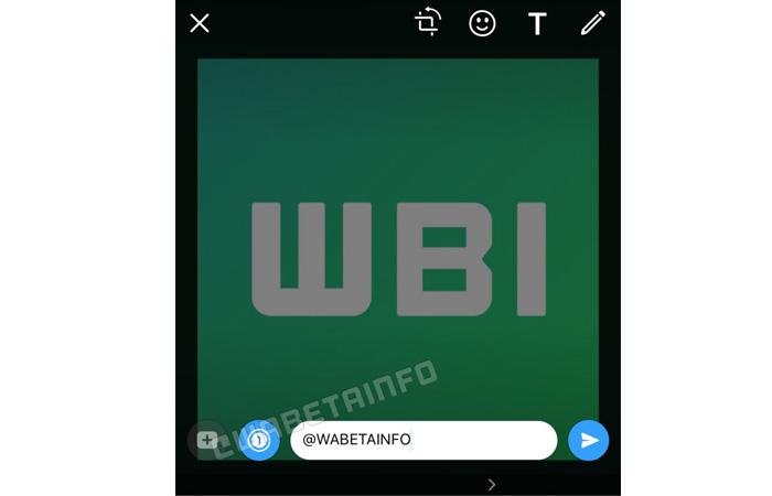 Fotos autodestrutivas no WhatsApp para iPhone