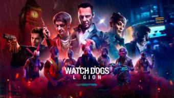Watch Dogs: Legion recebe modo online após adiamento