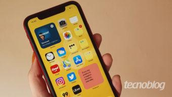 12 widgets úteis para usar no iPhone com iOS 14