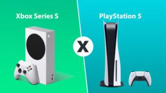 Xbox Series S ou PlayStation 5; qual tem maior poder de fogo?