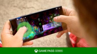 10 jogos do Xbox xCloud recebem controles por toque no streaming