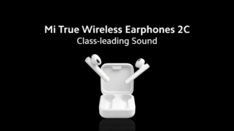 Xiaomi lança fones de ouvido Mi True Wireless Earphones 2C