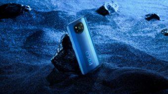 Xiaomi Poco X3 é lançado no Brasil nas versões de 64 e 128 GB