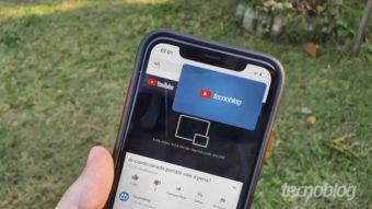 YouTube volta a exibir vídeos PiP no iOS 14 para todos os usuários