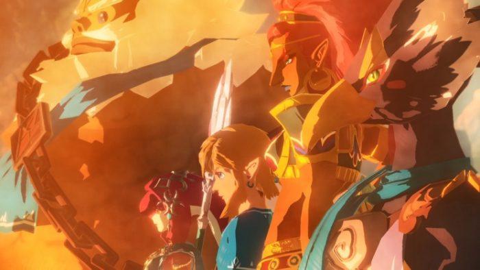 Demo do novo Hyrule Warriors já pode ser baixada (Imagem: Nintendo)