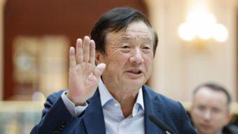 Fundador da Huawei se despede da Honor e acusa EUA