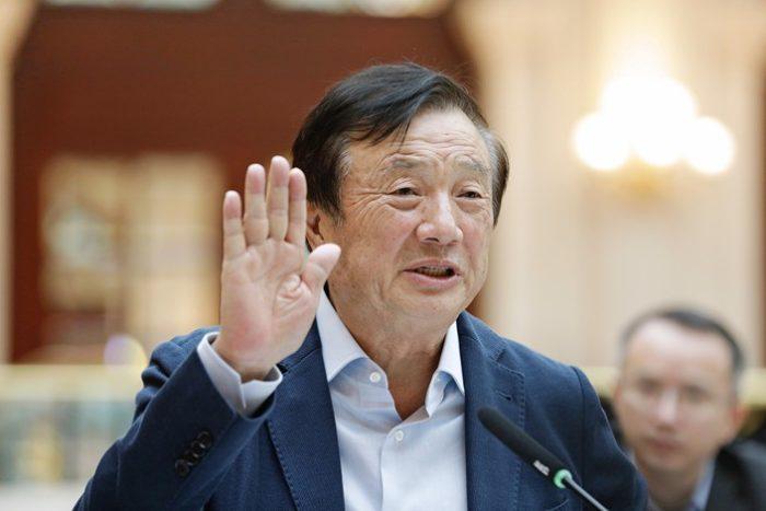 RenZhengfei, CEO da Huawei