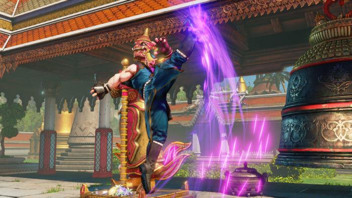 3 Truques com ED em Street Fighter V