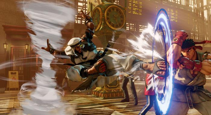 3 truques com Rashid em Street Fighter V