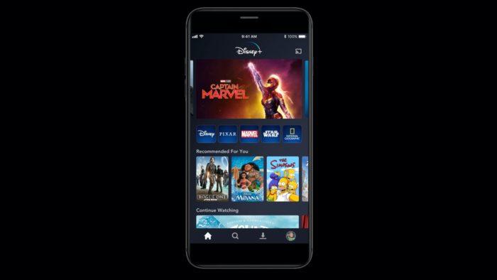 É possível assistir ao Disney+ offline (Imagem: Divulgação/Disney)