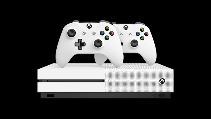 Xbox One S é muito ativo no mercado (Imagem: Microsoft/Reprodução)