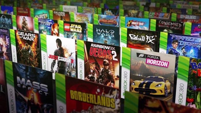 Xbox 360 tem muitos jogos lançados (Imagem: Microsoft/Divulgação)