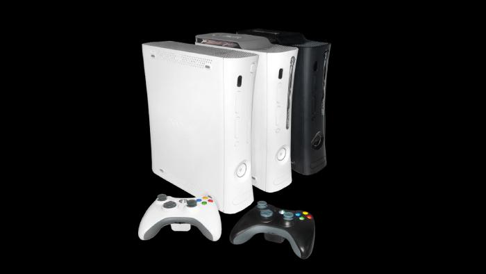 Modelos Xbox 360 (Imagem: Wikipedia/Reprodução)