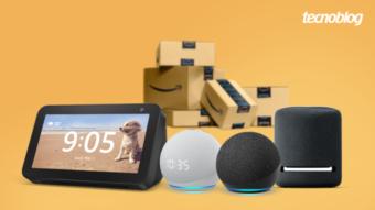 Amazon baixa preço do novo Echo e Echo Dot com Alexa na Black Friday