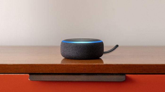 Echo Dot (Imagem: Divulgação/Amazon)
