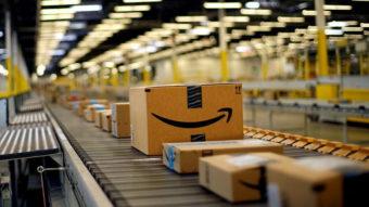 Amazon abre três novos armazéns no Brasil para acelerar entregas