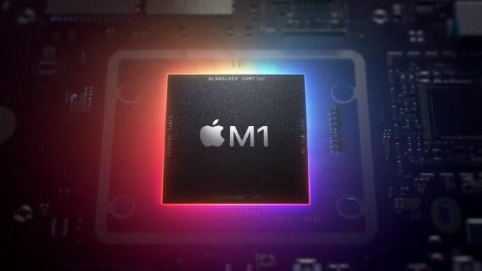 Chip Apple M1 (Imagem: Reprodução/Apple)