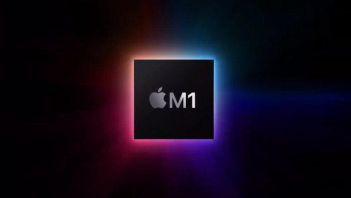 Processador M1 (Imagem: Reprodução/Apple)