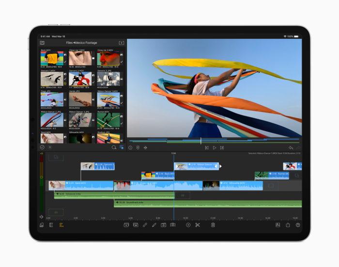 iPad Pro (Imagem: Divulgação: Apple)
