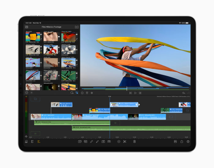 iPad Pro (Image: Disclosure: Apple)