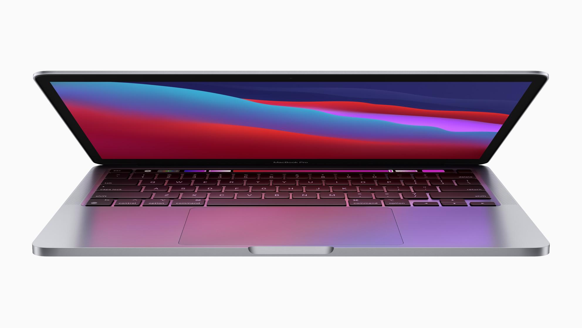 Novo MacBook Pro de 13