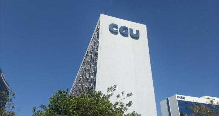 Controladoria Geral da União (Imagem: Divulgação/CGU)