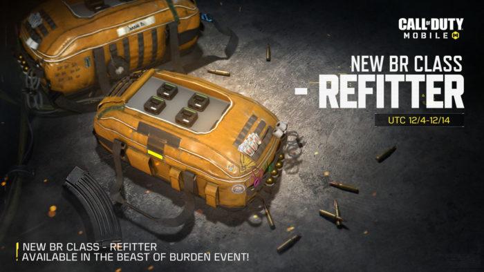 Nova classe do Battle Royale, Refitter (Imagem: Activision/Divulgação)